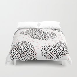 Aboeba Pattern Duvet Cover