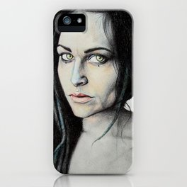 Io - An Ode to the Eyes iPhone Case