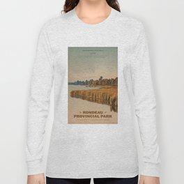 Rondeau Provincial Park Long Sleeve T-shirt