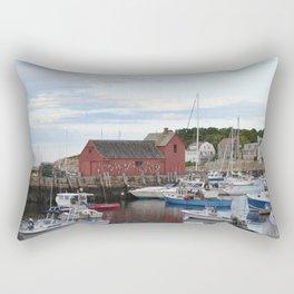 Motif #1 Rectangular Pillow
