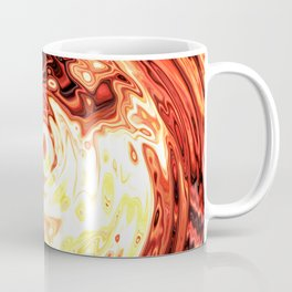 Liquid Metal Coffee Mug