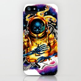 The Ethereal Void iPhone Case