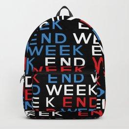 ek end week Backpack