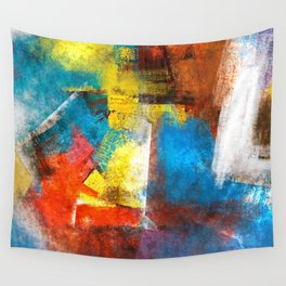 Infinity abstract painting   Abstract Painting Wall Tapestry