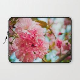 Pink Blooms (1) Laptop Sleeve