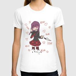 Yandere Love T-shirt