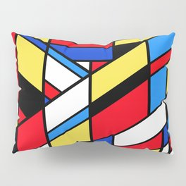 The Color Cubes - 2A Pillow Sham