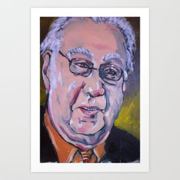 Taliban Republican: Dick Armey Art Print