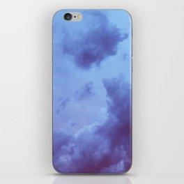 Cumulonimbus Dusk iPhone Skin