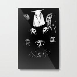 Emote 3 Metal Print