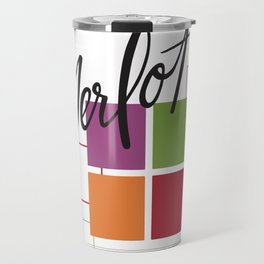 Merlot Travel Mug