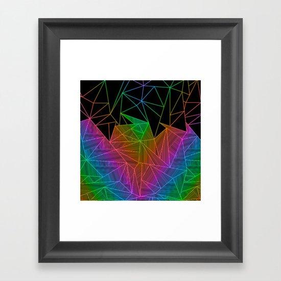 Bobby Rays Framed Art Print