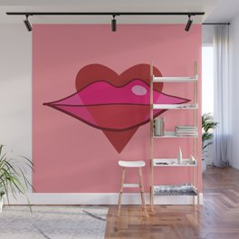 Valentine's Day Everyday Wall Mural