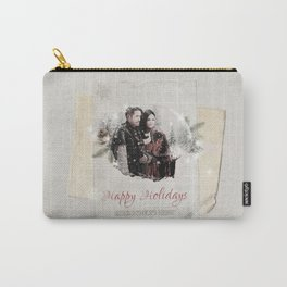 OUAT HAPPY HOLIDAYS // OUTLAW QUEEN Carry-All Pouch