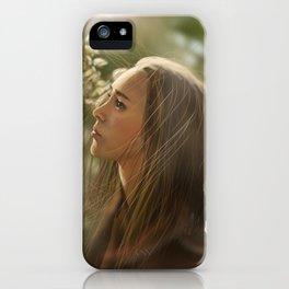 Alycia Debnam carey iPhone Case
