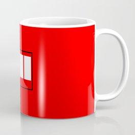 All-Valley Karate Tournament Coffee Mug