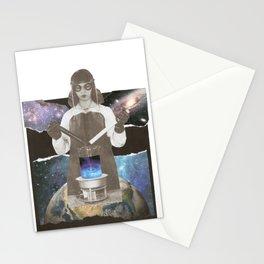 vytváření nový svět (creating a new world) Stationery Cards