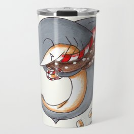 Hot Cocoa Shark Travel Mug