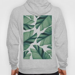 Tropical Banana Leaves Vibes #5 #foliage #decor #art Hoody