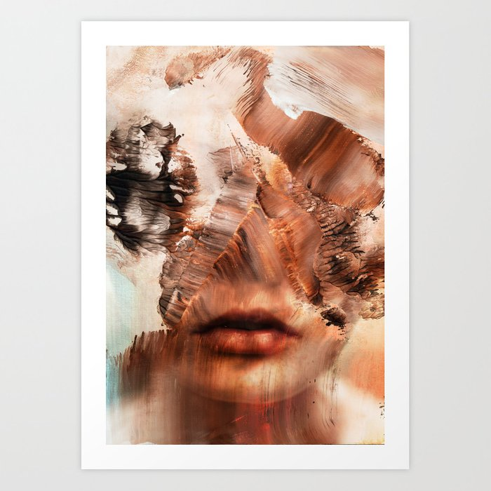 Descubre el motivo BEAUTIFUL DECAY de Andreas Lie como póster en TOPPOSTER