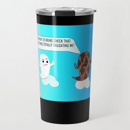 Ghost Problems Travel Mug