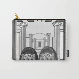Necropolis Coins Palladium and Platinum 2 Carry-All Pouch