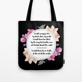 The Song of Achilles Tote Bag