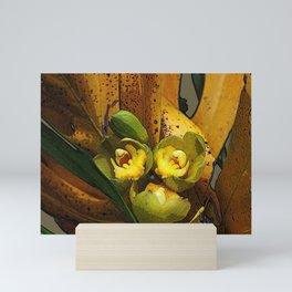 Banana Rama Ding Dong Mini Art Print