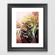 SW#23 Framed Art Print