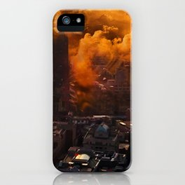 Defective Apocalypse iPhone Case