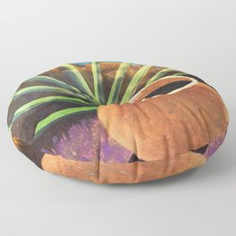 Agave Moods 1 Floor Pillow