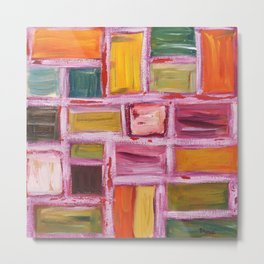Abstract Painting 76 Metal Print