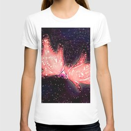Decembrist flower. Cactus Schlumbergera truncata T-shirt