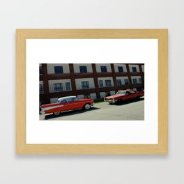 Two Classics 2 Framed Art Print