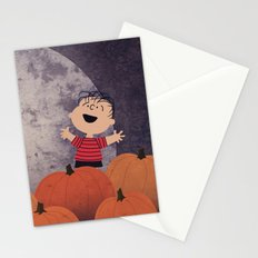 The Great Pumpkin Stationery Cards