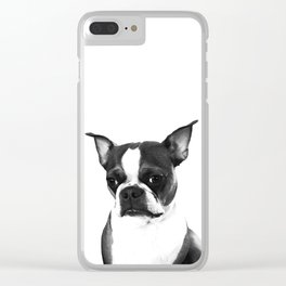 Distinguished Clear iPhone Case