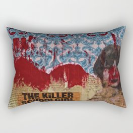 Did Mary Bell Go to Hell?  Rectangular Pillow
