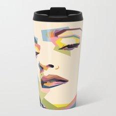 Madonna Metal Travel Mug