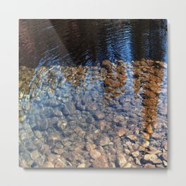 The Ripple Effect... Metal Print