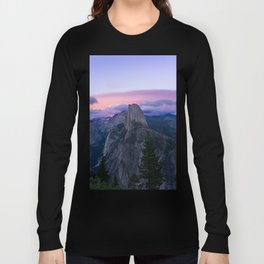 Yosemite National Park at Sunset Long Sleeve T-shirt