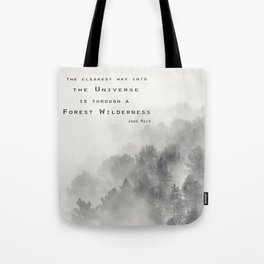 """""""Forest Wilderness"""" Tote Bag"""