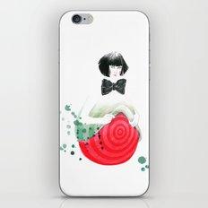 around me 3 iPhone & iPod Skin