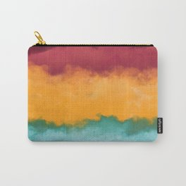 Storm at Coast Carry-All Pouch