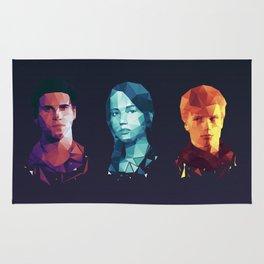 Hunger Games 3 Rug