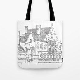 Weekend in Brugges Tote Bag