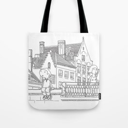 Weekend in Brugges Tote Bag