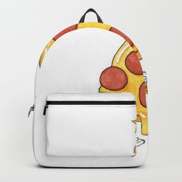 Pizza Christmas Tree Backpack