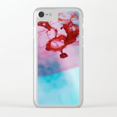 Mesmerize Clear iPhone Case