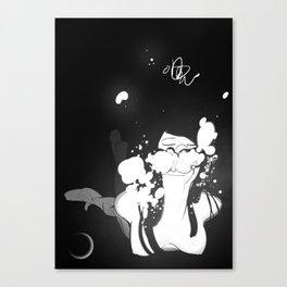 bnw14 Canvas Print