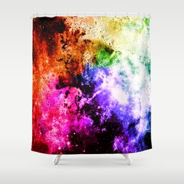 σ Al Niyat Shower Curtain